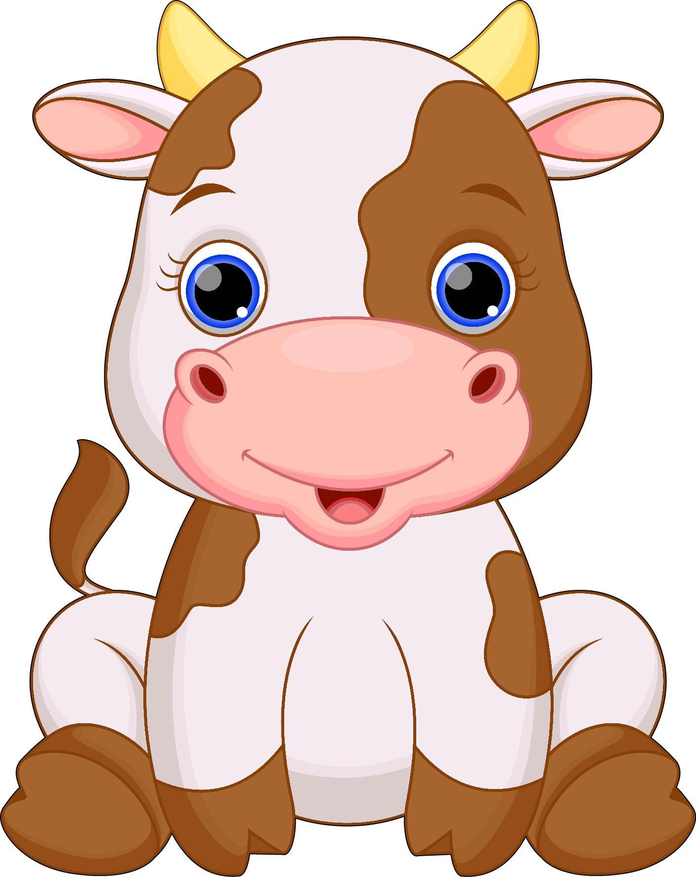 Meilleur De Dessin A Colorier Vache Humoristique