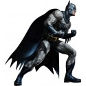 Stickers Batman 27x30 cm réf 16110