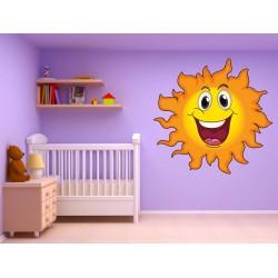 Stickers enfant Soleil réf 17540