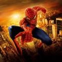 Stickers muraux géant Spiderman 17544