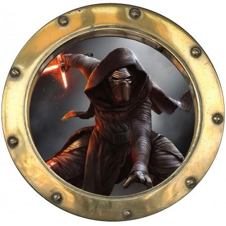 Sticker hublot Star Wars 9582