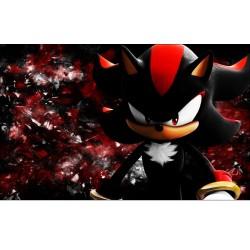 Sticker Autocollant Sonic réf 22556