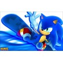 Sticker Autocollant Sonic réf 22558