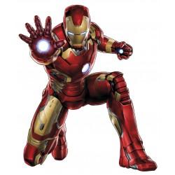 Sticker Iron Man Avengers 15014