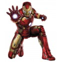 Sticker Iron Man Avengers 15014