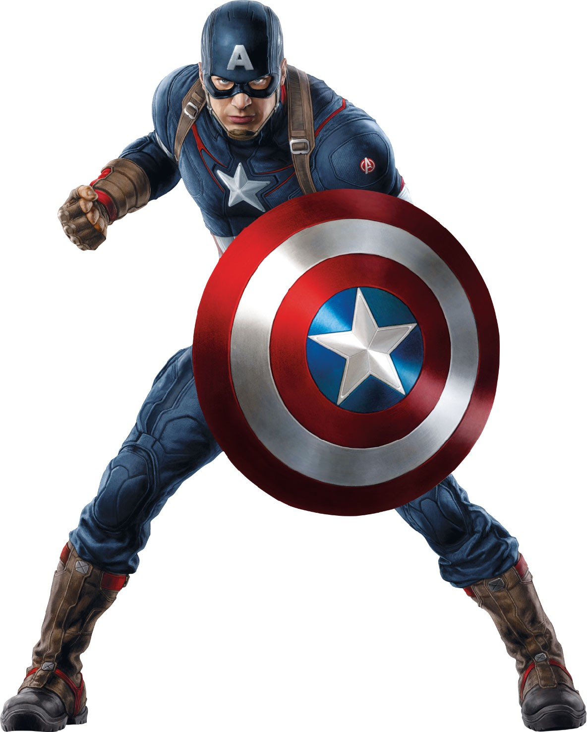 Stickers Captain America Avengers Age Of Ultron 15019 Stickers Muraux Enfant