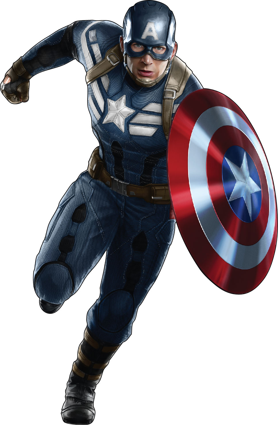 Stickers Captain America Avengers Age Of Ultron 15020 Stickers Muraux Enfant