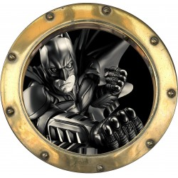 Stickers hublot Batman 9588
