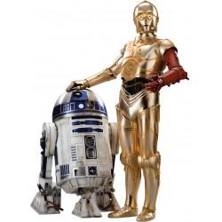 Stickers R2D2 C3CPO Star Wars ref 17546