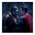 Stickers muraux géant Batman VS Superman 22991