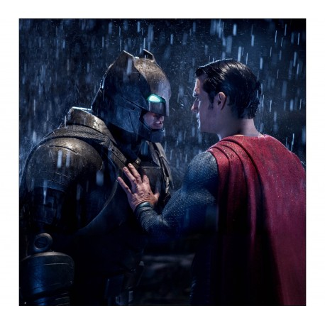 Papier peint géant Batman VS Superman 22991