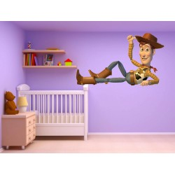 Stickers Toy Story Woody réf 22993