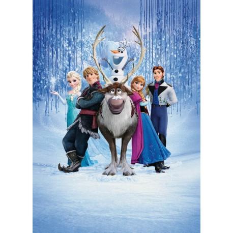 Stickers géant Frozen la reine des neiges réf 22994