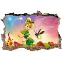 Stickers 3D Fée Clochette réf 23621