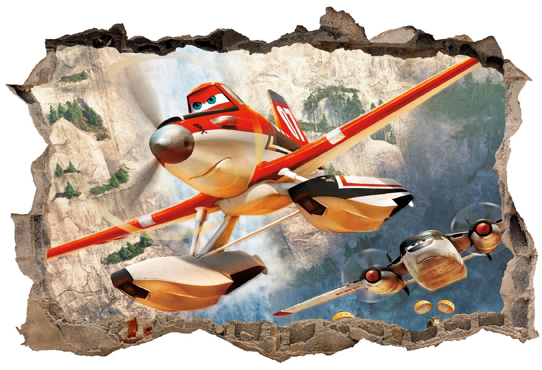 Awesome Stickers Muraux Planes Contemporary - Joshkrajcik.us ...