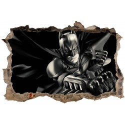 Stickers 3D Batman réf 23636
