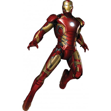 Stickers Iron Man Avengers 15023