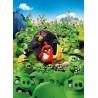 Stickers géant enfant Angy Birds réf 55016