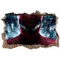 Stickers 3D Spiderman réf 23814