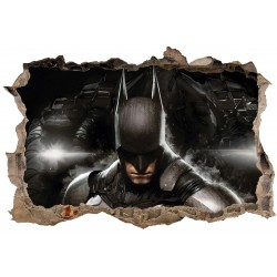 Stickers 3D Batman réf 23819