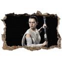 Stickers 3D Star Wars réf 23822