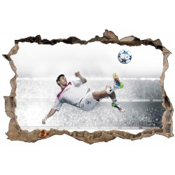 Stickers 3D Lionel Messi réf 43777