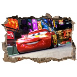 Stickers 3D Cars réf 52498