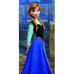 Stickers ou papier peint lé unique La reine des neiges Elsa