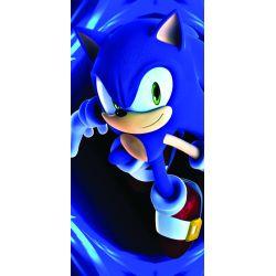Stickers ou papier peint lé unique Sonic