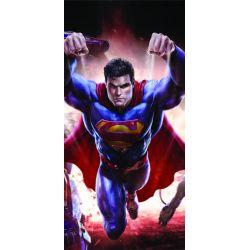 Stickers ou papier peint lé unique Superman