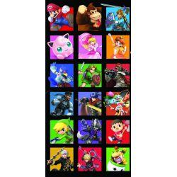 Stickers ou papier peint lé unique Mario