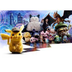 Stickers muraux géant Pokemon