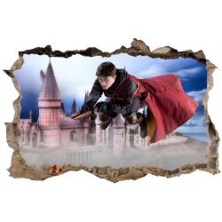 Stickers 3D Harry Potter