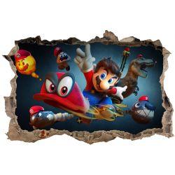 Stickers 3D Mario