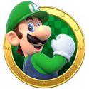 Sticker hublot Mario Luigi