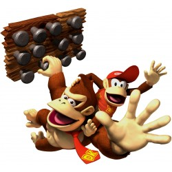 Stickers Mario Donkey Kong
