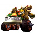 Stickers Mario Bowser