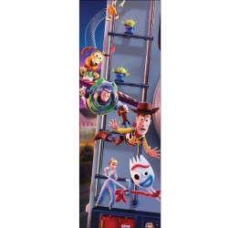Stickers porte Toy Story ou papier peint porte
