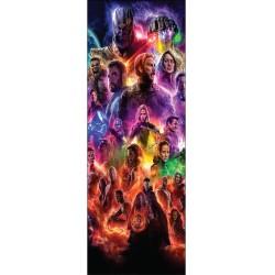 Stickers porte Avengers ou papier peint porte