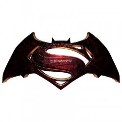Stickers Batman vs Superman réf 15079