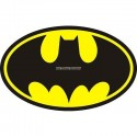 Stickers Logo Batman réf 15078