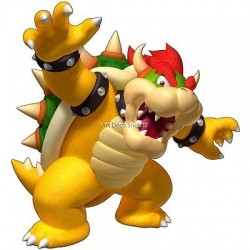 Stickers Mario Bowser 15071