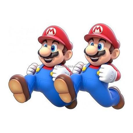 stickers autocollant Super Mario réf 15063