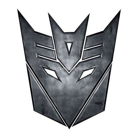 Stickers Logo Transformers 15047