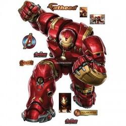 Stickers Iron Man Hulkbuster Avengers 30x40cm 15015