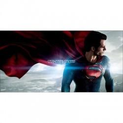 Stickers enfant ado Superman réf 8512