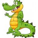 Sticker enfant Crocodile réf 921