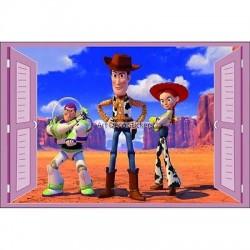 Sticker enfant fenêtre Toy Story réf 941 941