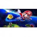 Stickers chambre d'enfant tête de lit Mario réf 8489