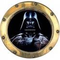 Sticker hublot enfant Star Wars réf 9565